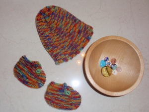 beads, beany & booties